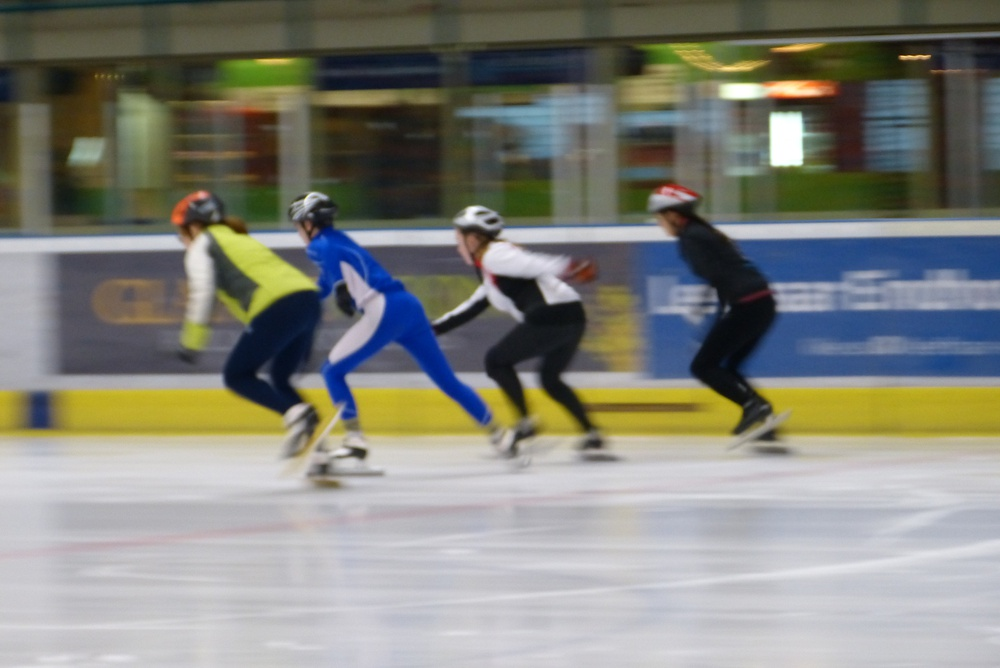 shorttrack start